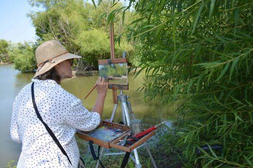 201805 Artist Painting 2018