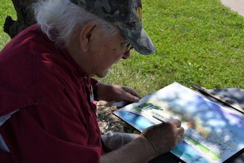 Artist Painting 2019 30