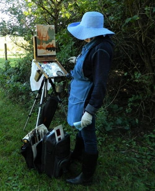 Artist Painting 2019 24